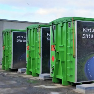 SBSö gas containers